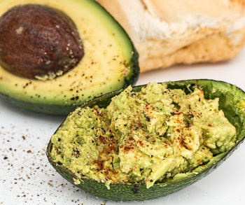 Lightened – Up Guacamole and Chips